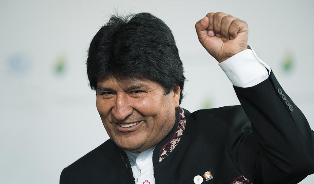 Triunfo de Evo Morales provoca rechazo y violencia en Bolivia