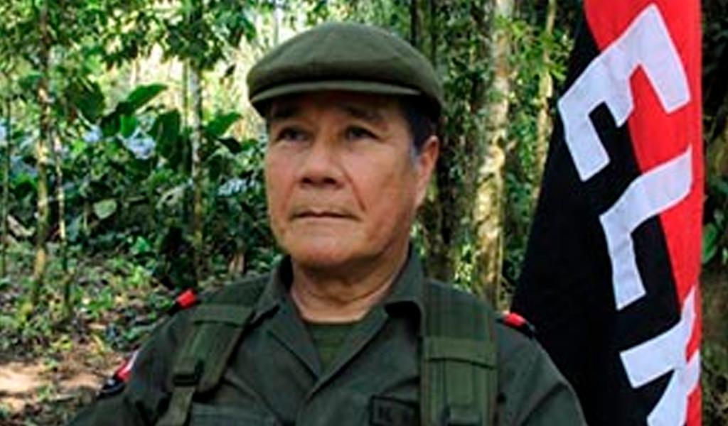 Eln nombró a 'Gabino' como negociador en la Habana