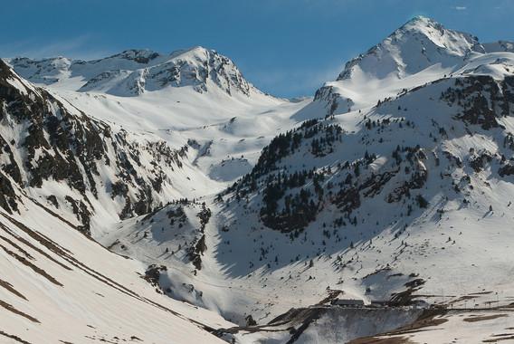 La temperatura en los Pirineos ha aumentado un 30%