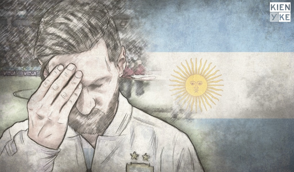 Fiscal argentino imputa a Messi por lavado de dinero