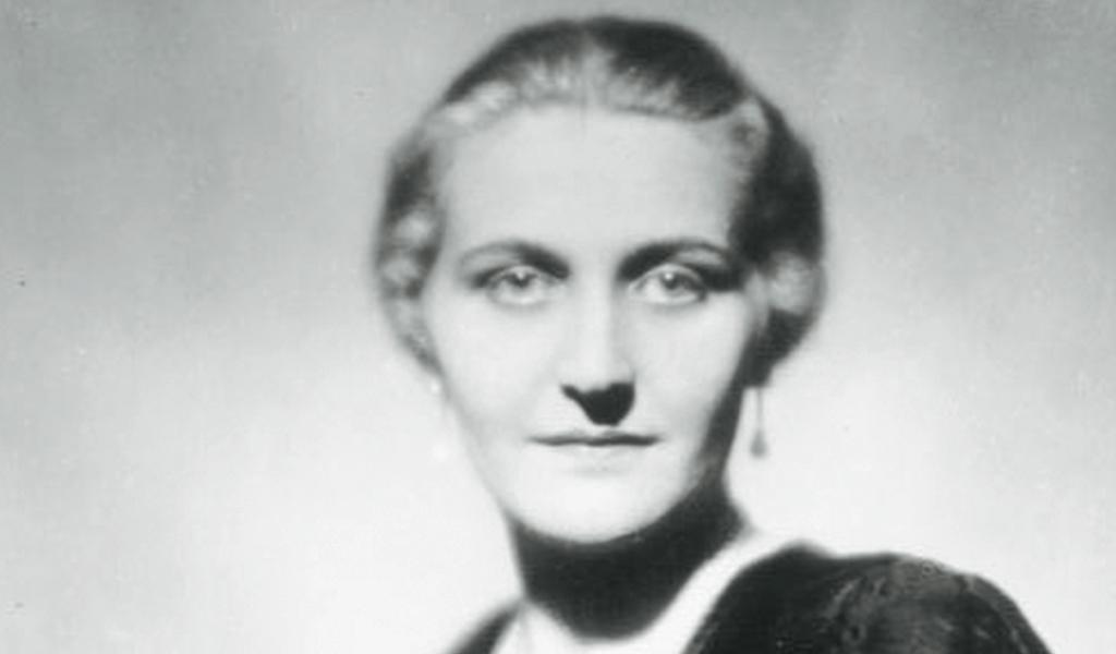 Magda Goebbels, esposa del líder de propaganda Nazi