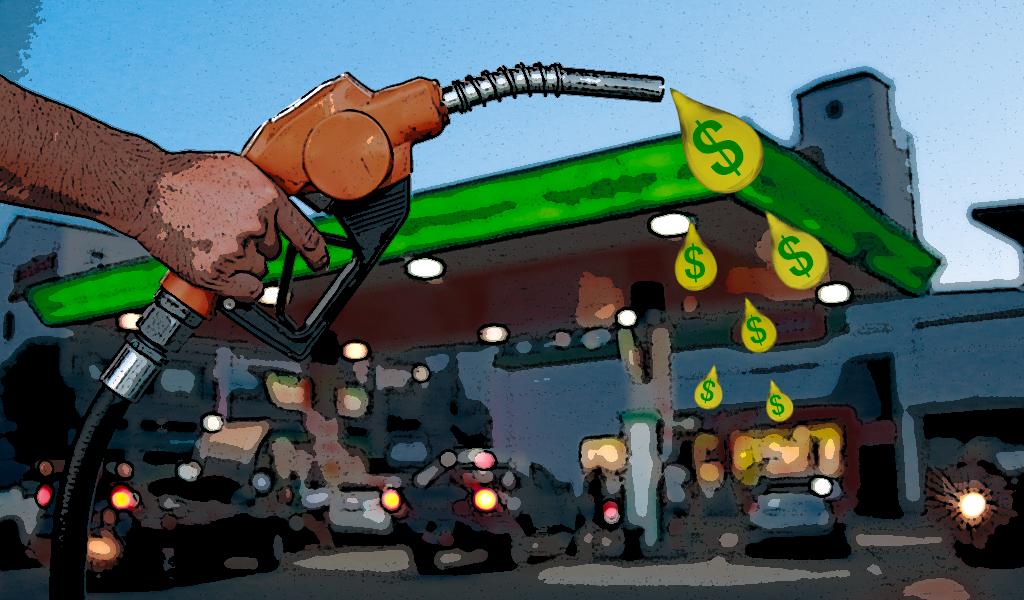 Histórica y preocupante alza de combustibles