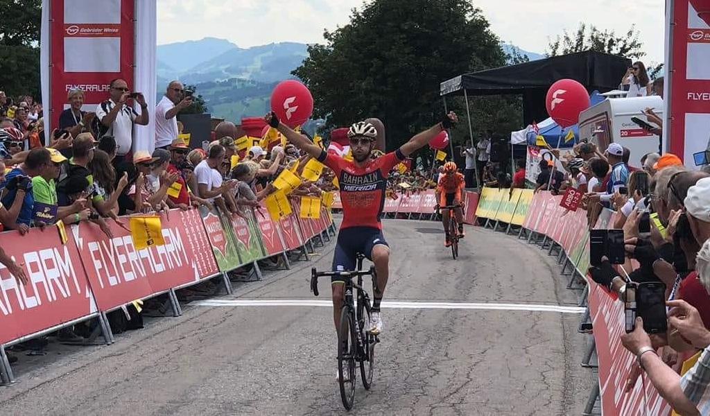 ¿Vincenzo Nibali para Tour Colombia 2.1?