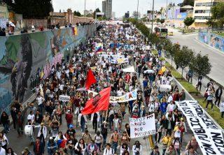 En vivo: Nuevas jornadas de marchas en el país