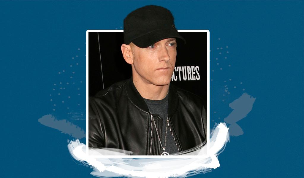 Eminem regresa al cine y sorprende a sus seguidores