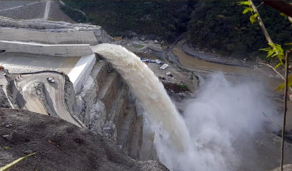 Se mantiene la calamidad pública en Hidroituango