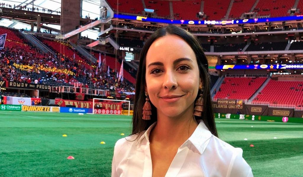Paola García, la colombiana en la MLS