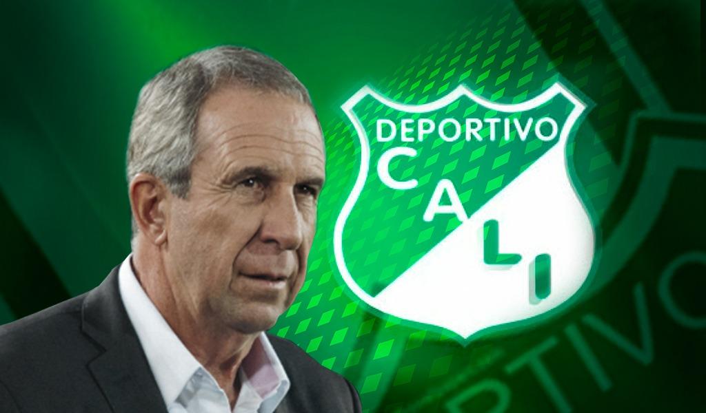 Gerardo Pelusso no va más en el Deportivo Cali