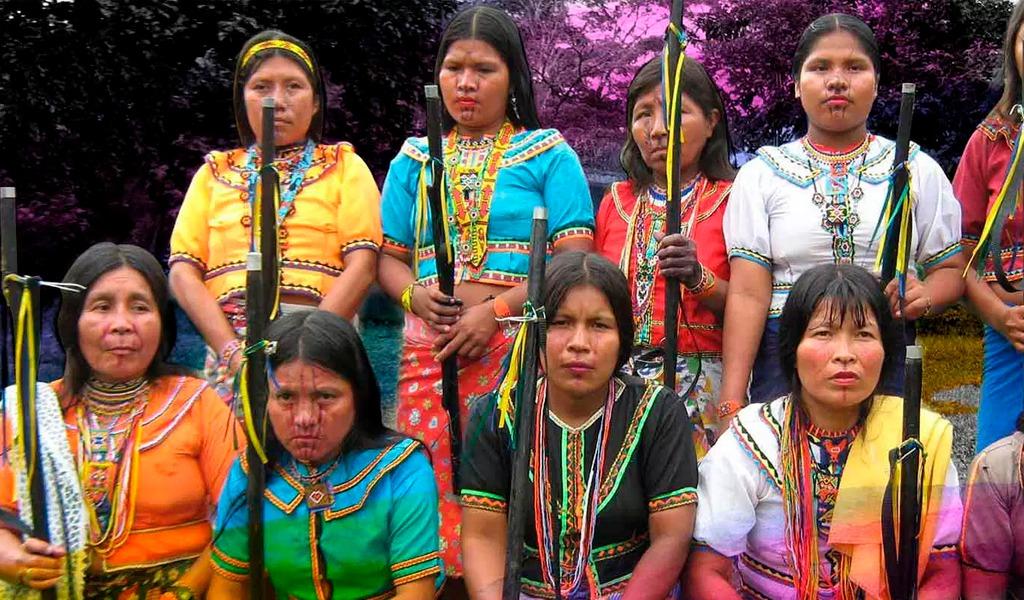 Primer Congreso de Mujeres Indígenas de Antioquia