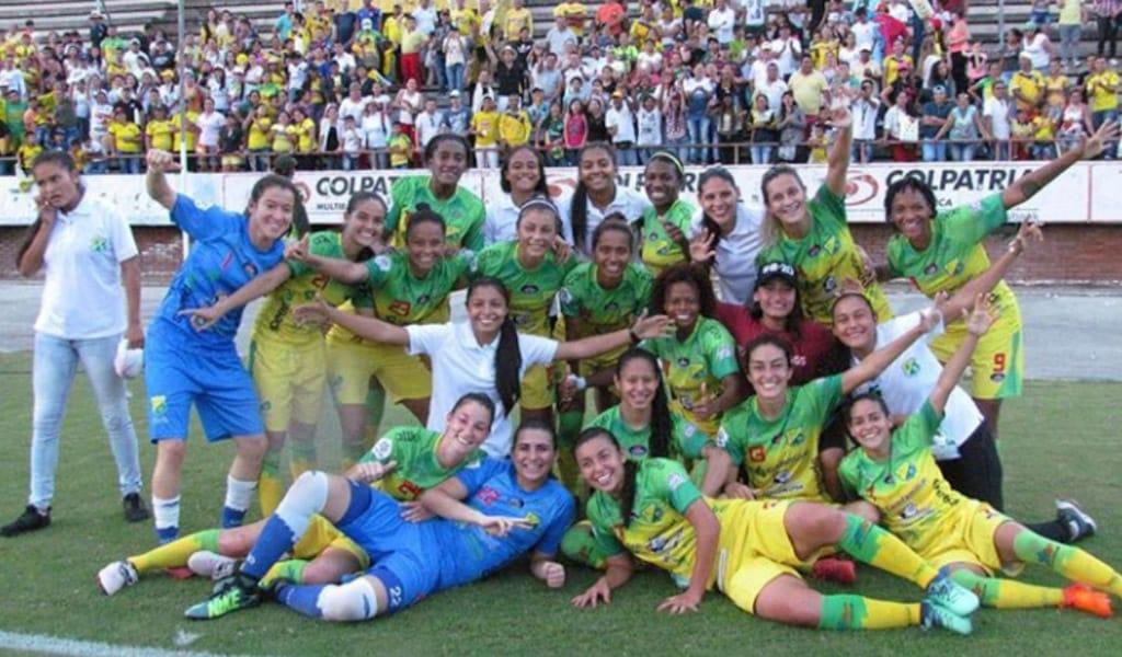 Atlético Huila debuta en la Copa Libertadores Femenina