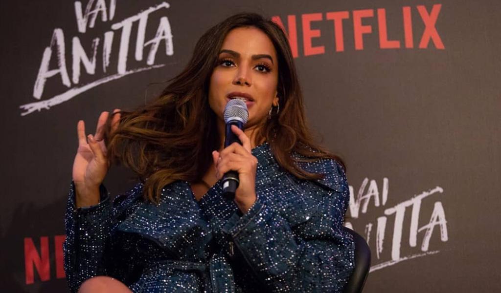 "Anitta: ""Fue un reto grabar en tres idiomas diferentes"""