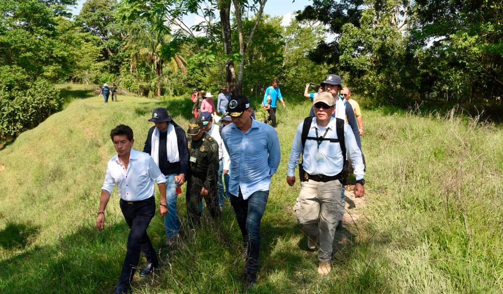 Ciénaga Chiquerosa, nueva área protegida en Antioquia