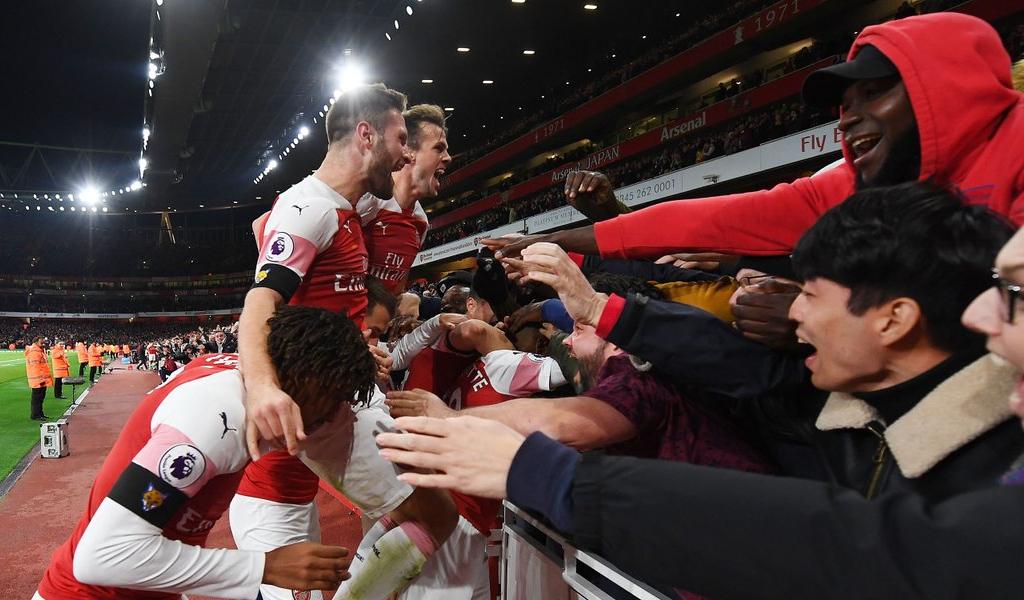 Arsenal busca tres puntos en casa