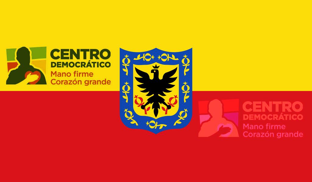 Centro Democrático prepara candidatos a la alcaldía de Bogotá