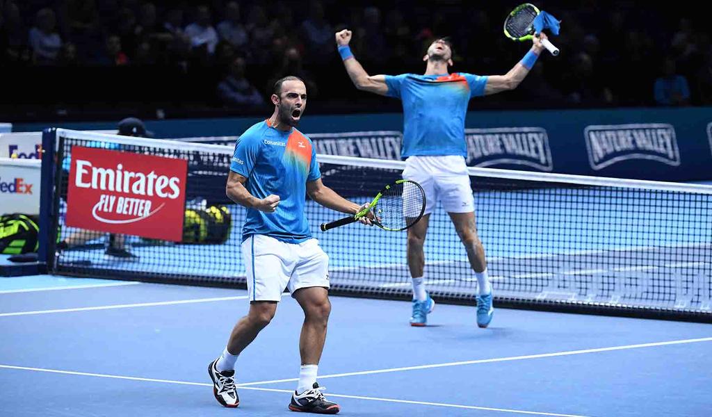 Â¡Finalistas!: Cabal y Farah hacen historia en Wimbledon