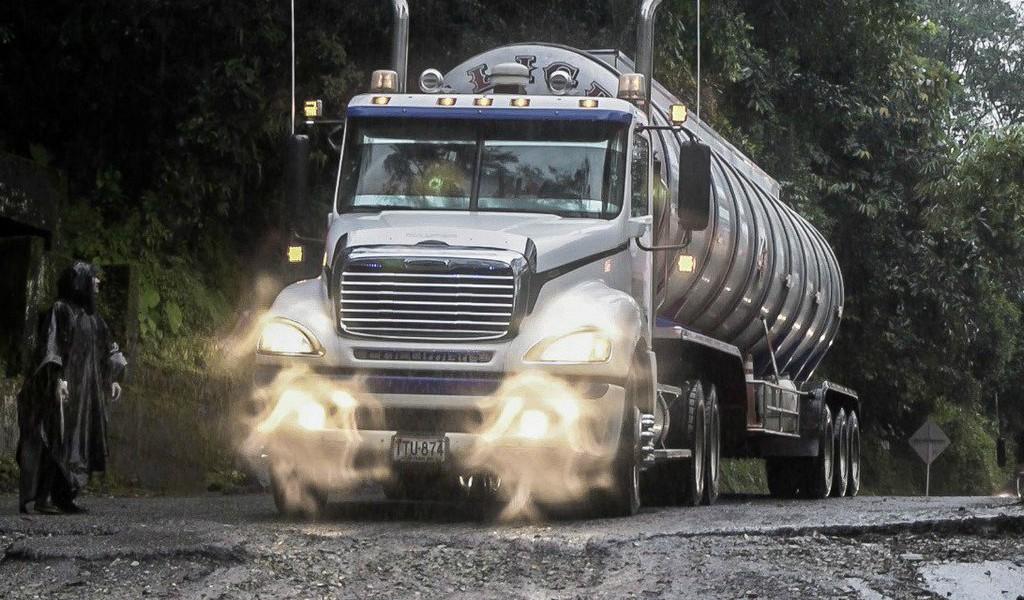 Camioneros harían un nuevo paro nacional