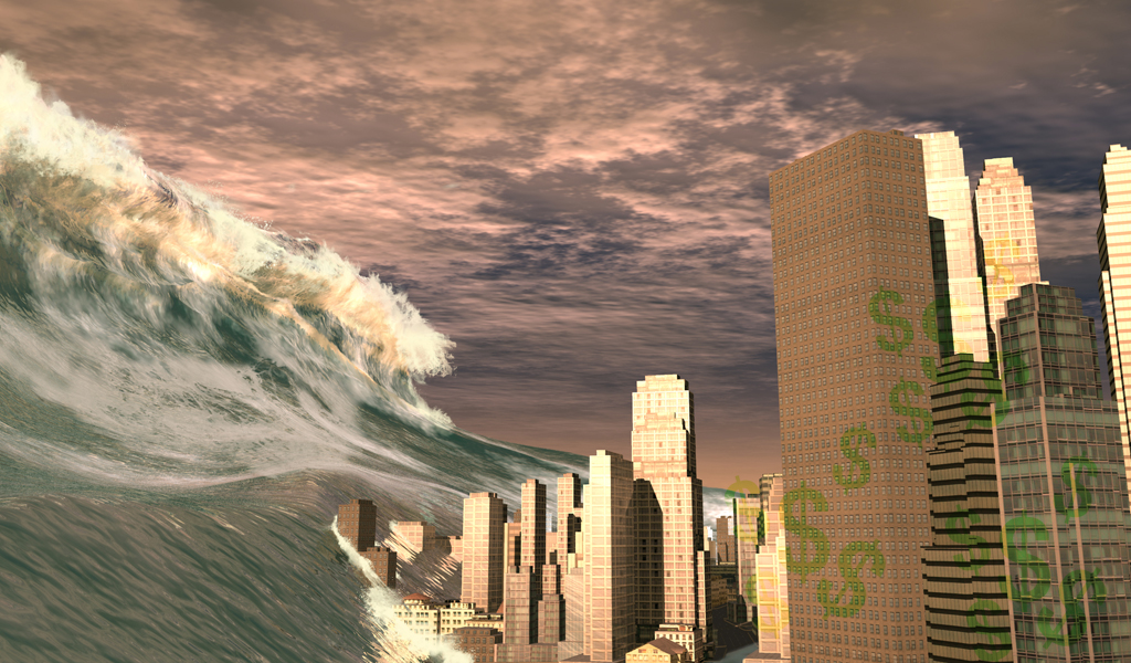 Tsunamis han dejado USD280 mil millones en pérdidas