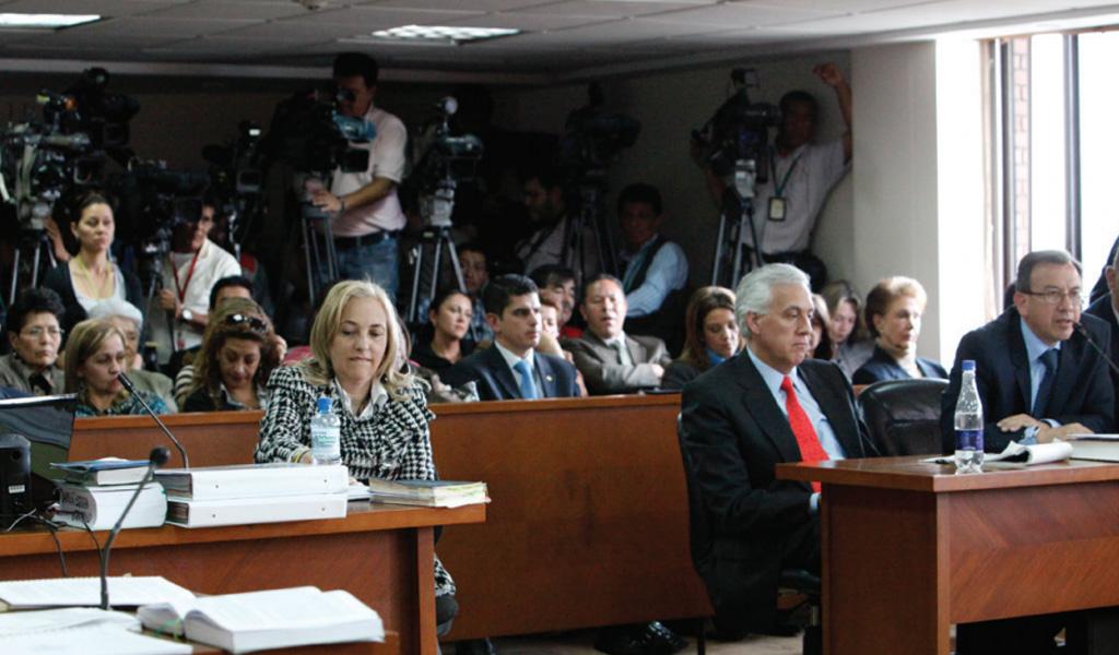 Contratista en caso carrusel de Bogotá acepta preacuerdo