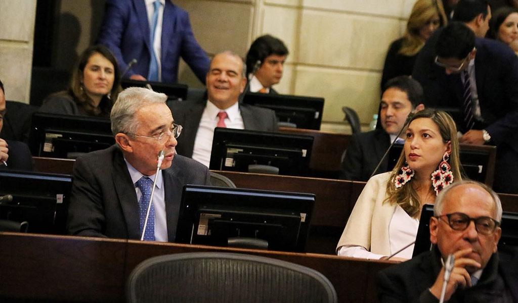 Centro Democrático pide no gravar canasta familiar