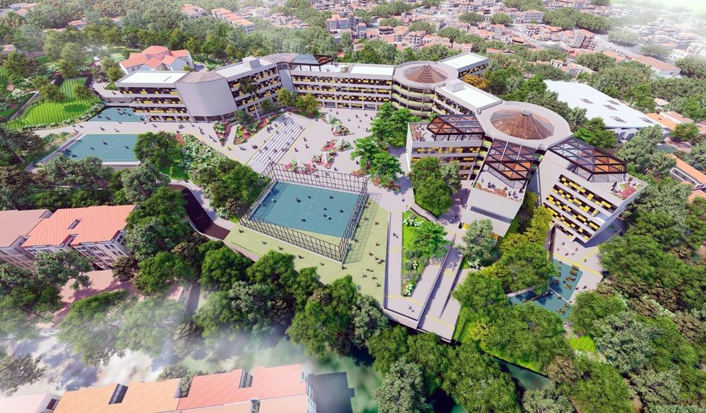 Inician construcción de Ciudadela Universitaria en Medellín