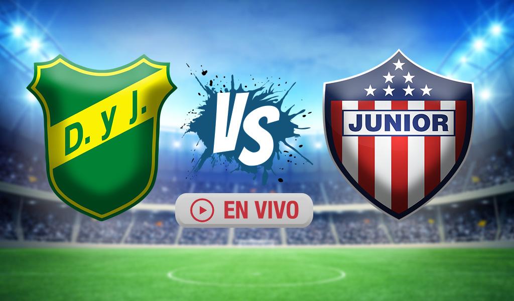 Junior vs Defensa y Justicia por la semifinal de la Suramericana