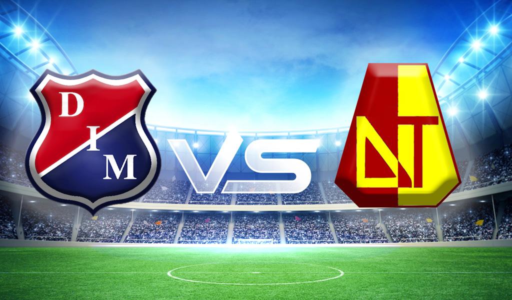 Primera semifinal: DIM vs Tolima