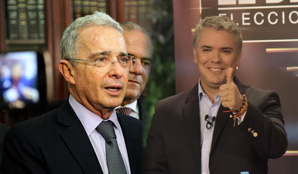 Los 100 días de Duque según Uribe