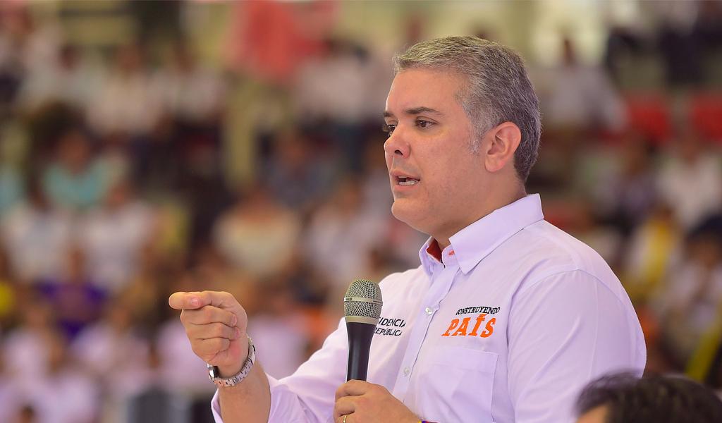 Duque presenta Conpes para atender a migrantes venezolanos