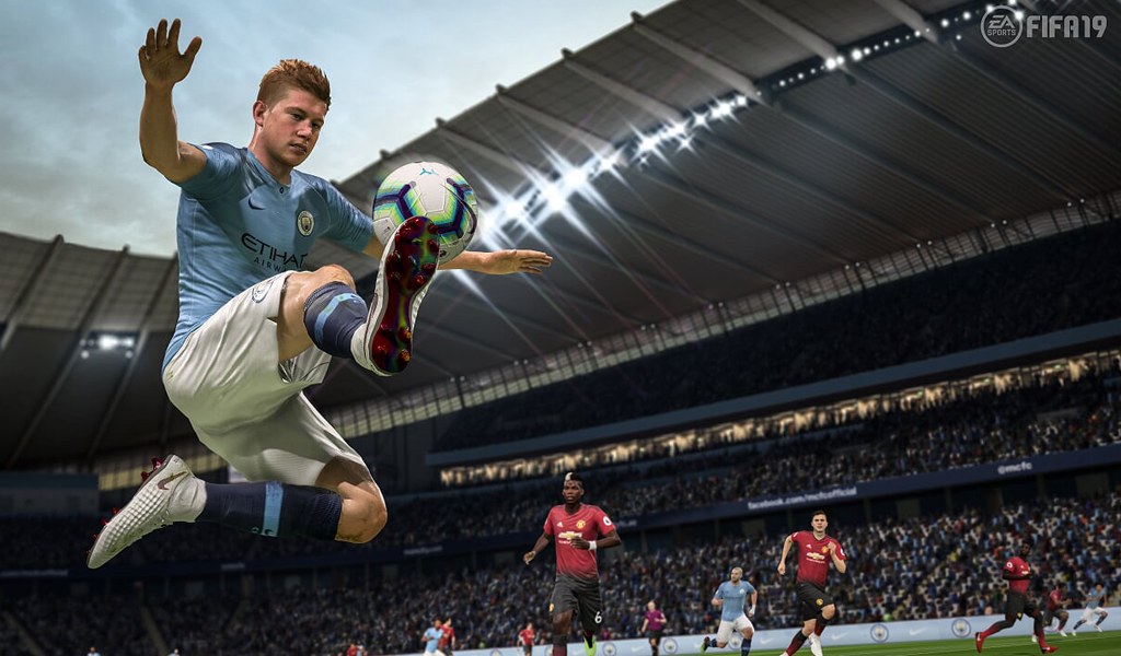 FIFA 19 sorprende con inesperada actualización