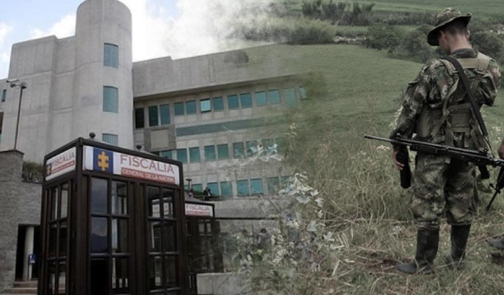 Ocupan bienes de provedores de armas y explosivos de las Farc