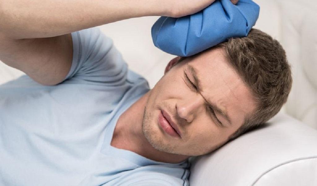 Golpearse la cabeza podría ocasionar graves trastornos