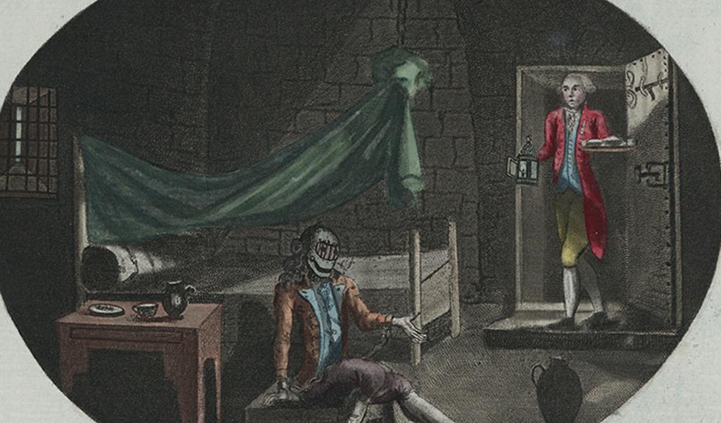 El preso más enigmático de la historia
