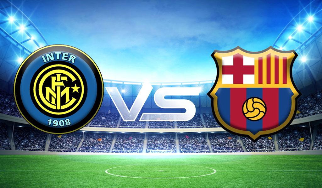 Barcelona sin Messi ante el Inter de Milán