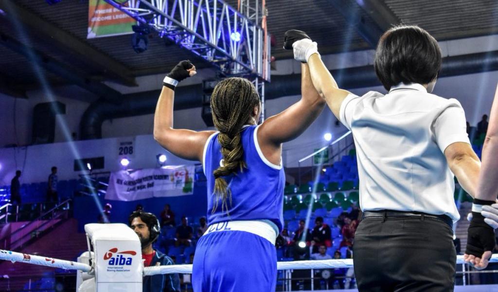 Jessica Caicedo por la gloria en boxeo