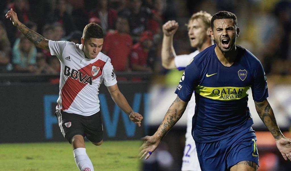 Cardona vs Quintero: Final de la Copa Libertadores