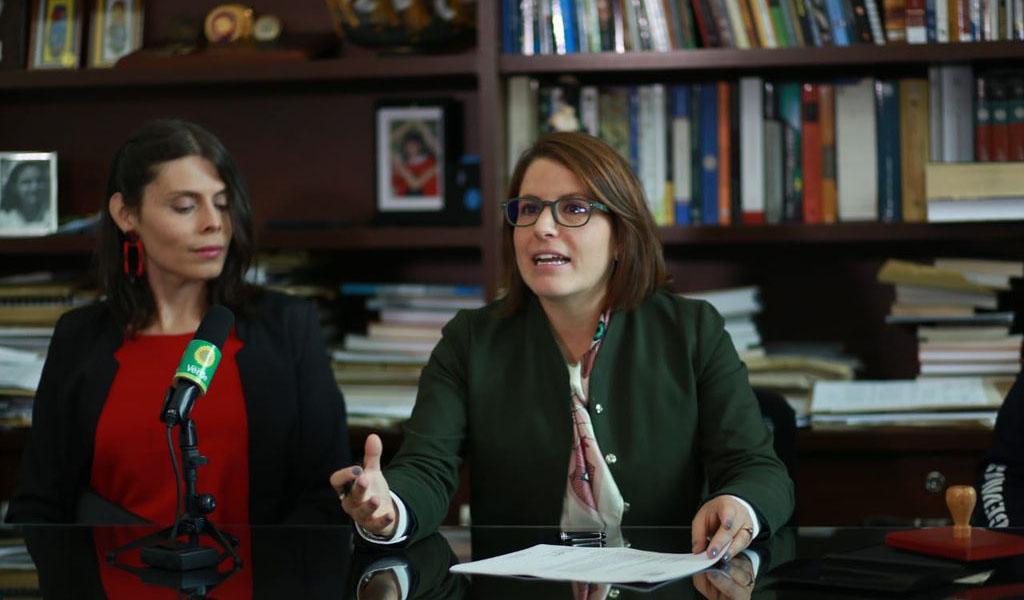 """""""Sepultarán otra propuesta anticorrupción"""": Goebertus"""