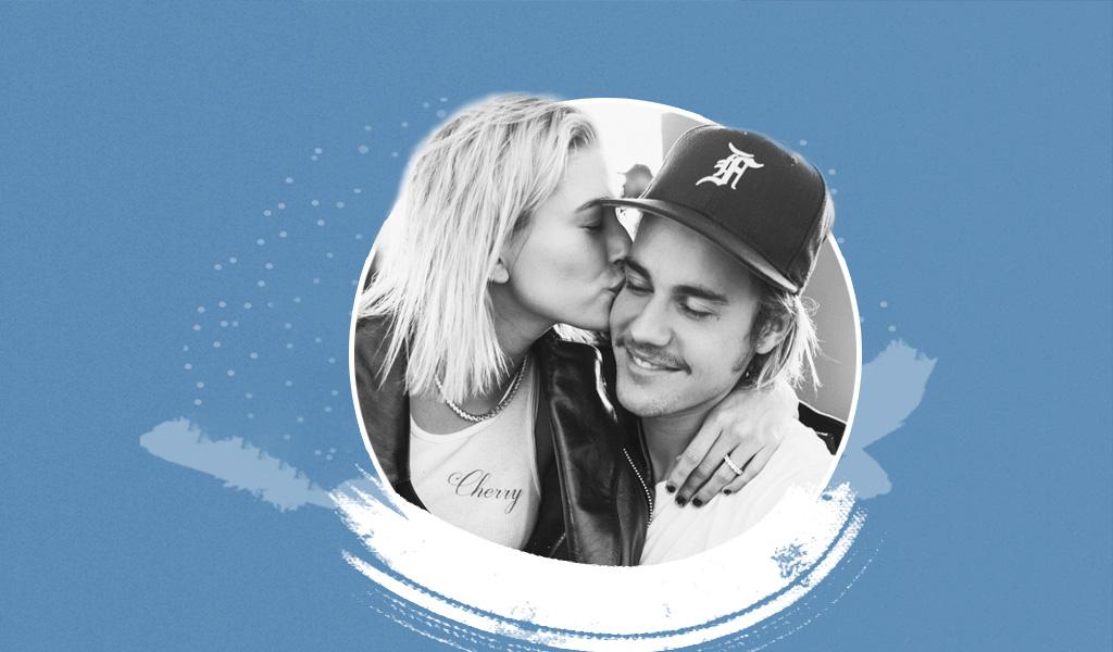 Justin Bieber y Hailey Baldwin son marido y mujer