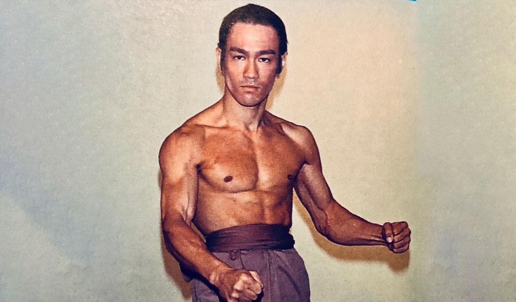Bruce Lee: el dragón del Tao