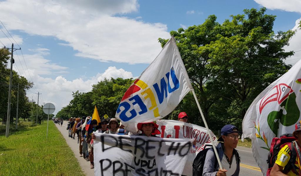 Del Amazonas a la capital caminando por la educación