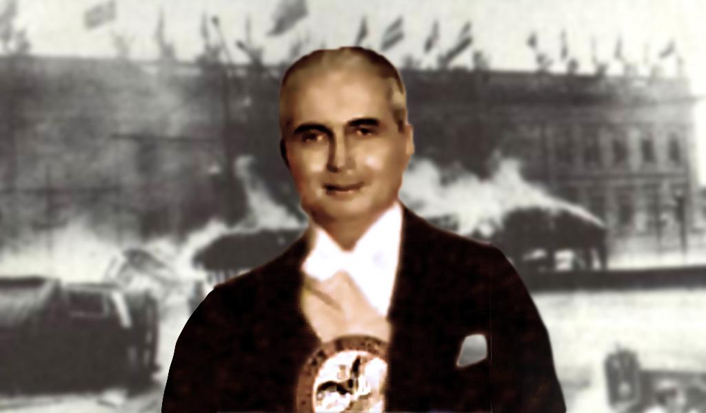 Mariano Ospina Pérez, el presidente de 'El Bogotazo'