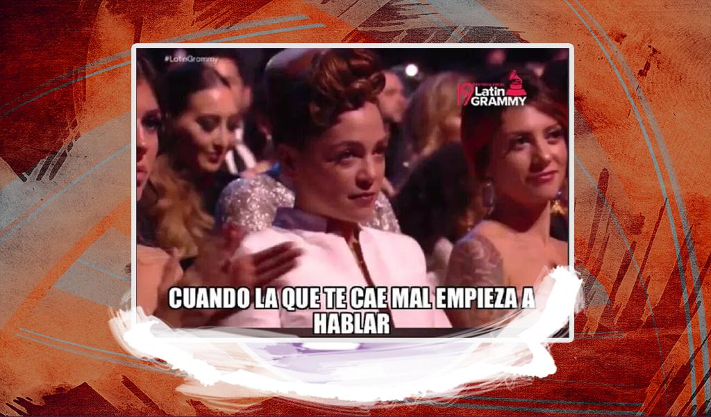 Los mejores memes de los Latin Grammy 2018