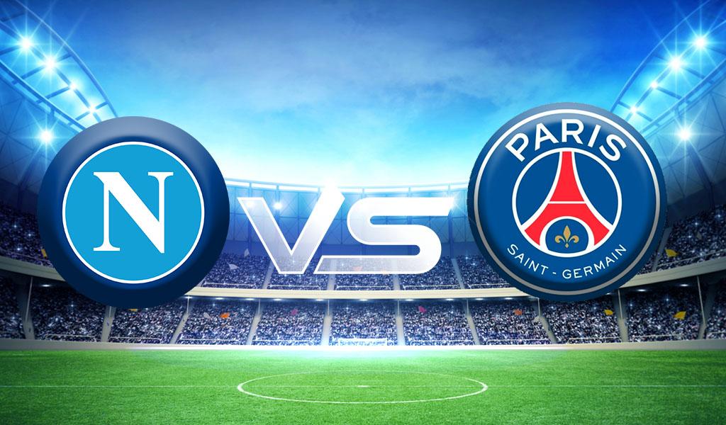 Napoli por la victoria frente al PSG