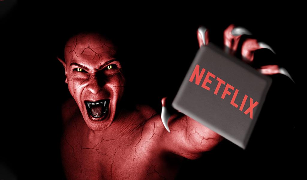 Secta satánica demandará a Netflix