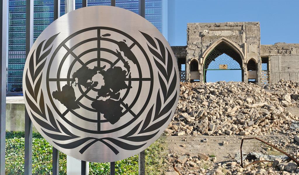 ONU revela que halló 202 fosas comunes en Irak