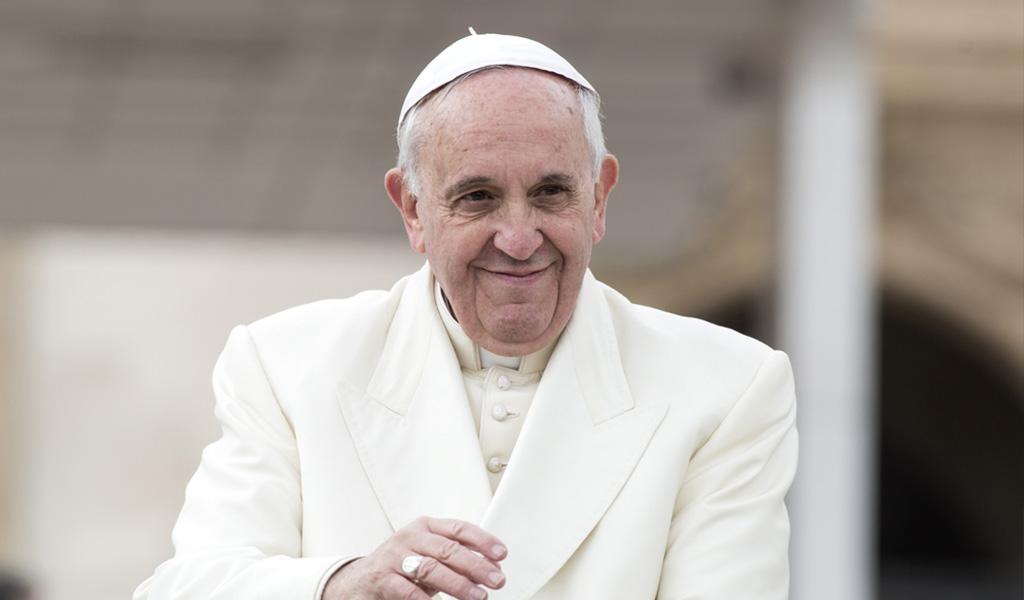 Papa Francisco sugiere modificar el Padre Nuestro