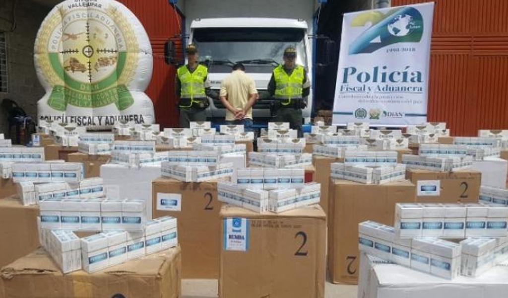 Estrategia anticontrabando rinde fruto en regiones