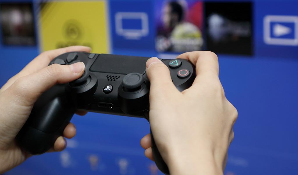 Así sería el control del futuro en PlayStation