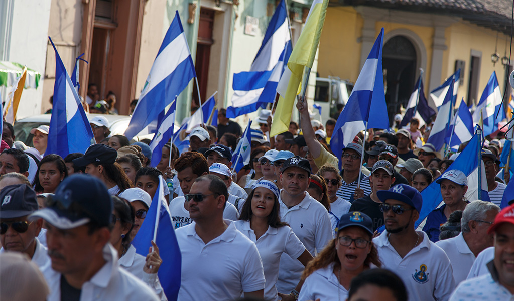 Misión CIDH Nicaragua