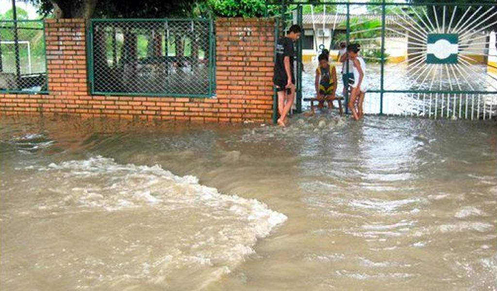 Emergencia por inundaciones en el Urabá antioqueño