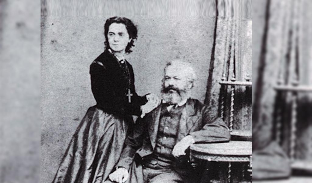 La hermosa mujer que enamoró a Karl Marx